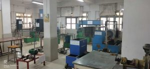 HYDRAULICS AND FLUID MACHINERY LAB
